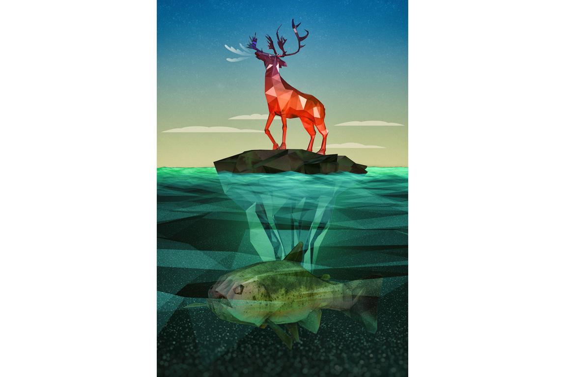 3D fantasy illustration